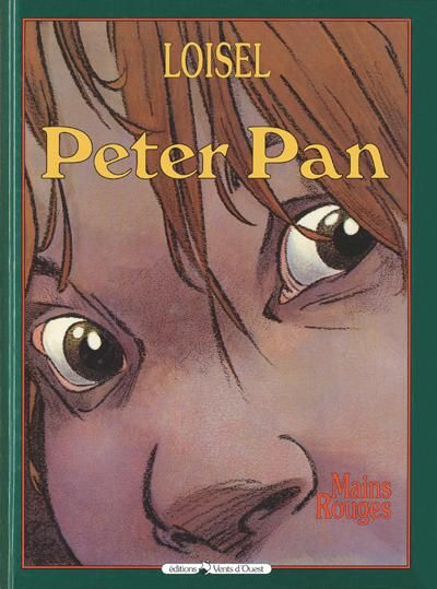 Peter Pan - Tome 4 Mains rouges - Loisel