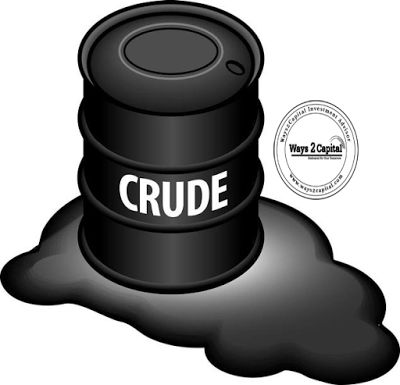 Crudeoil on MCX settled down -2.21% at 3500 amid growing evidence of a revival in U.S. shale production and sluggish demand. The sharp declines came on the back of unexpectedly