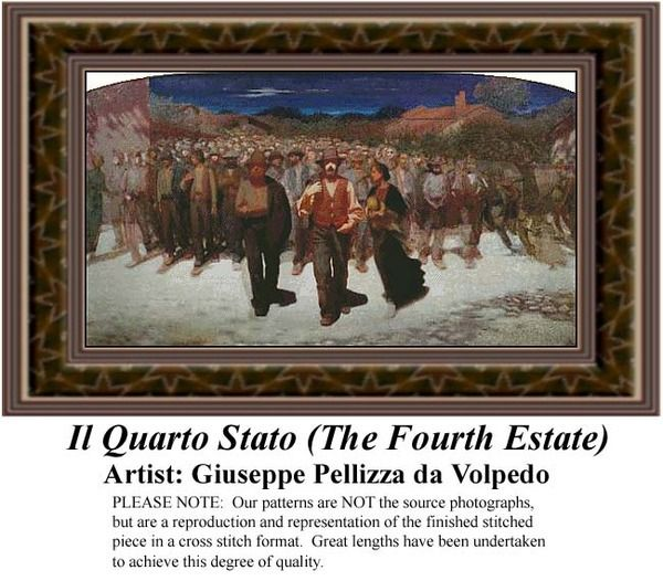 Sunrays Creations - Il Quarto Stato (The Fourth Estate), RE-1107C, $72.00 (http://stores.sunrayscreations.com/il-quarto-stato-the-fourth-estate-re-1107c/)