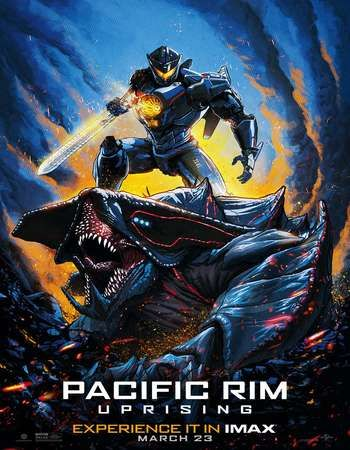 the Pacific Rim - Uprising (English) 2 full movie in hindi download hd