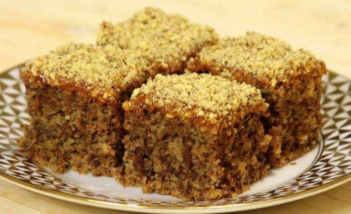 Rýchly koláč ktorého prípravu zvládnete do 5 minút! Chuť ohromí každého! - Báječná vareška