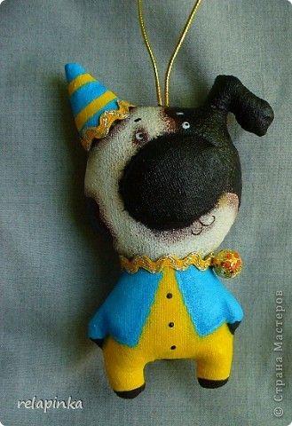 Игрушка Шитьё: мелкие игрушки Ткань 1 апреля. Фото 13