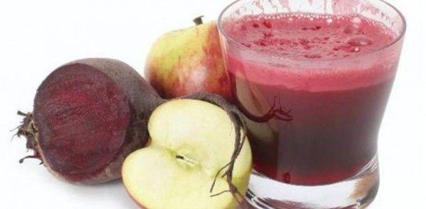 Suco para regular o intestinoIngredientes: ½ maçã 1 folha de espinafre 3 ameixas seca sem caroço ½ beterraba pequena 250 ml de água