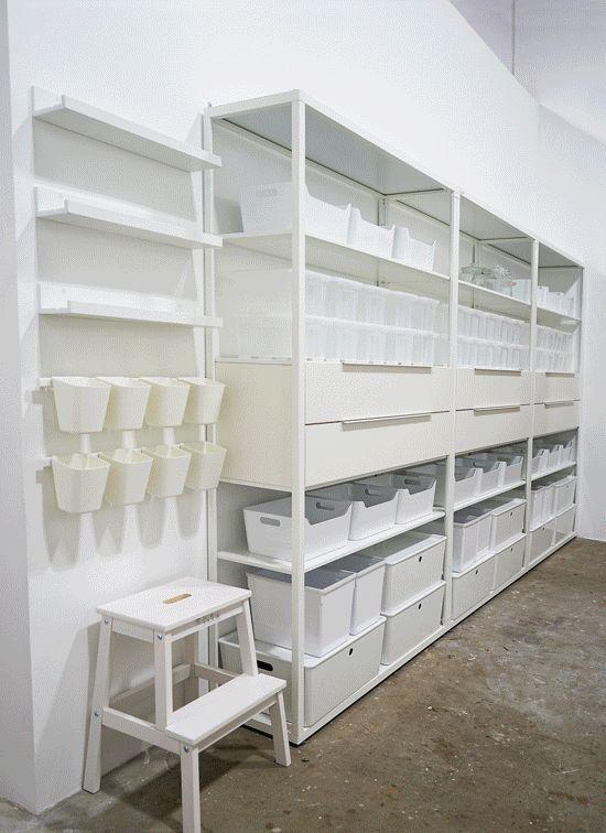 oh joy studio craft room: vorher und nachher