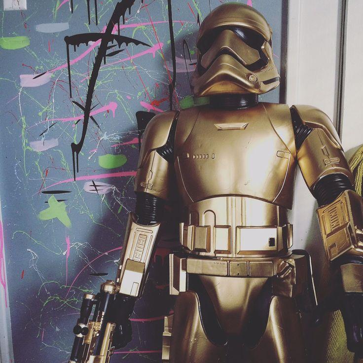 Storm trooper Figure (2000.00 USD) by SprayArtPaint