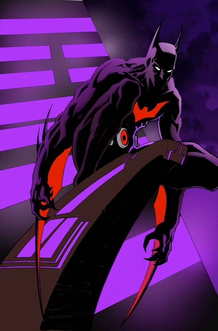 Batman Beyond by Terry McGinnis                                                                                                                                                      More