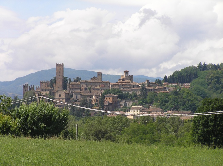 Datei: Castell'Arquato Provincia di Piacenza: Regione Emilia Romagna