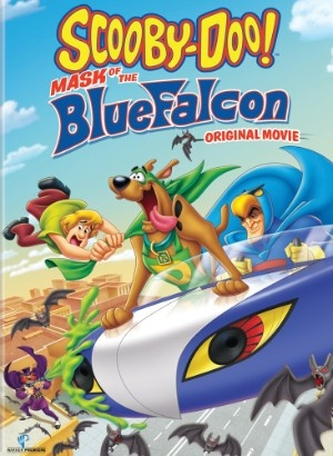 Scooby Doo! Mask of the Blue Falcon DVD (D)