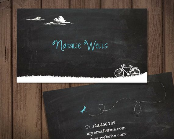 Best 25+ Personal cards design ideas on Pinterest | Personal logo ...
