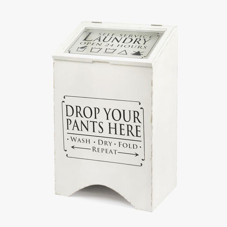 Caixa Laundry 46 x 32 x 78 cm | referência 74070188 | A Loja do Gato Preto | #alojadogatopreto | #shoponline