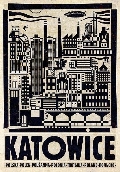 Ryszard Kaja   Zachwyciły mnie projekty autorstwa Ryszarda Kai. Polskie miasta, krajobrazy i tradycje nawiązują do słynnej polskiej szkoły...