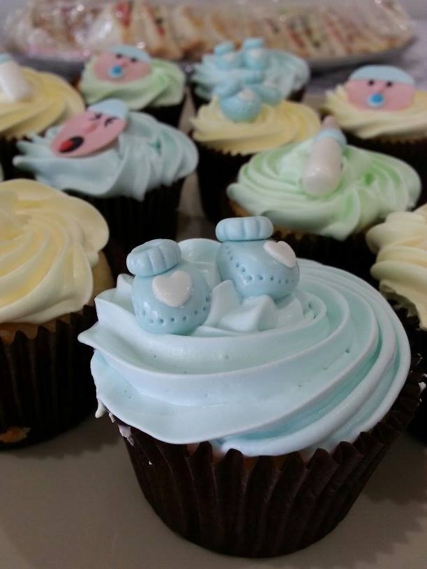 Baby Shower Cupcakes Recipes ~ Best cupcake images on pinterest conch fritters