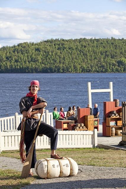 Lieu historique national Fort-Témiscamingue / Obadjiwan par Mathieu Dupuis by Tourisme Abitibi-Témiscamingue via Flickr