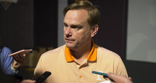 Walt Wells and Kevin Beard both were familiar with Tennessee football before joining the coaching staff. The biggest difference was their introductions.