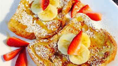Recipes Good Food: Fluffy French Toast