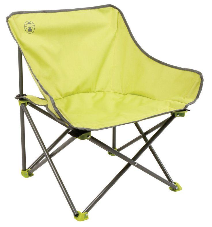 Coleman Kickback Lightweight Folding Chair For Camping