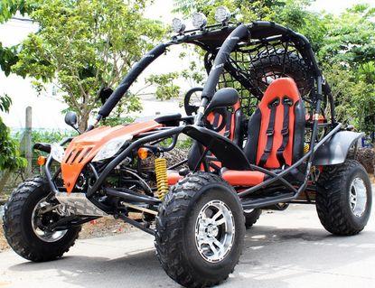 Kymoto XR Ultra Deluxe 200 Go Kart -