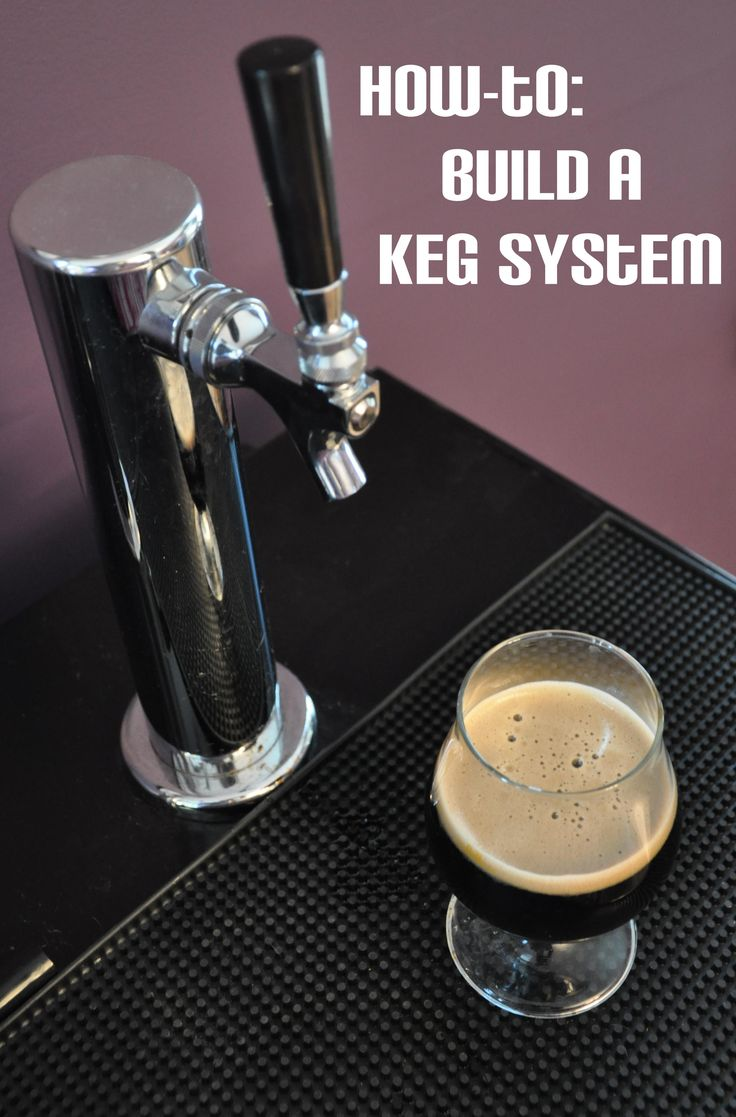 How-to: Build your own custom keg system | Love Beer, Love Food