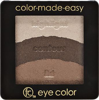 Femme Couture Color Made Easy Shadow Effects Trio Bare Blues