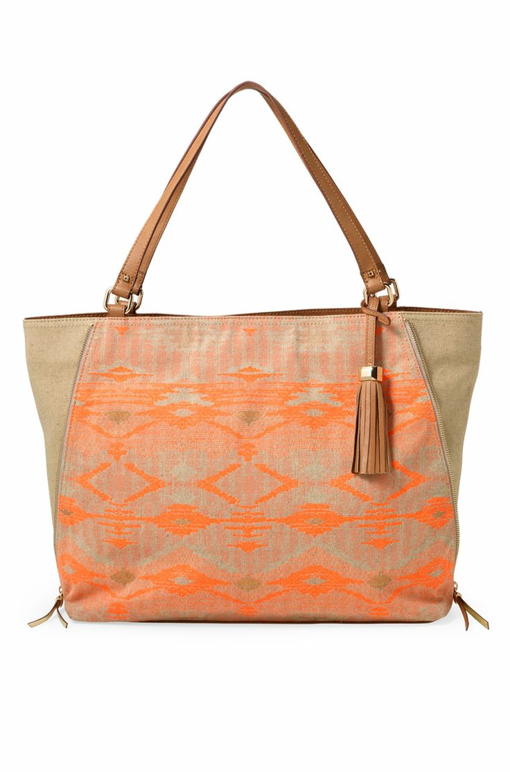 Stella & Dot The Switch: Aztec Coral - summer 2014 collection www.stelladot.com/jbscrobola