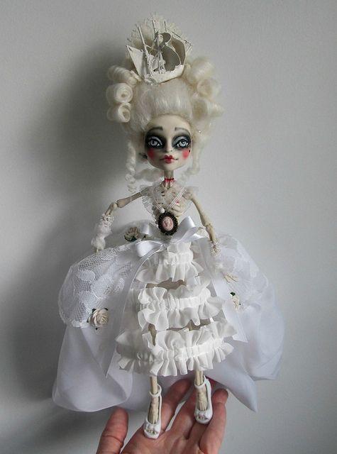 Dolls ooak barbie stuff reserved for twistedkitten monster high doll