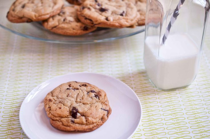 Thursday night cookies, Best Chocolate Chip Cookie Recipe Ever - Domestic Fits