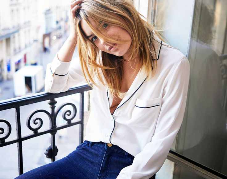 The #1 Fashion Buy French Girls Use to Look Sassy via @WhoWhatWearUK