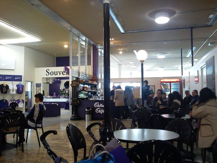 Cadbury Factory Cafe Hobart