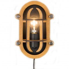 Navigator wandlamp Zuiver zwart | Musthaves verzendt gratis
