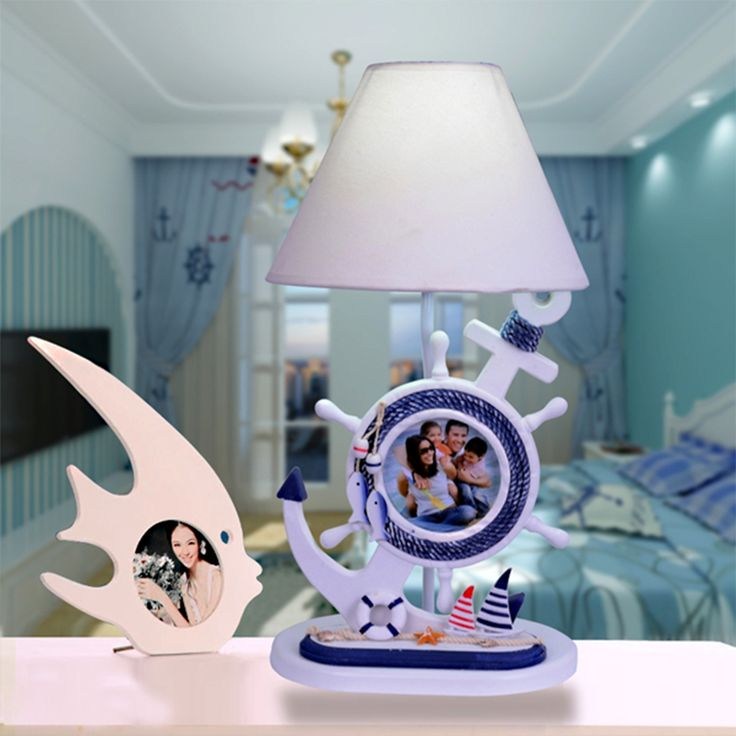 78.20$  Watch now - http://alitvu.shopchina.info/go.php?t=32805960433 - HGhomeart Boy Bedroom Mediterranean Luminarias E27 Bulb Led Table Lamp 110V-220V Wooden Desk Lamp Reading Bed Light Bedside Lamp 78.20$ #buyonlinewebsite
