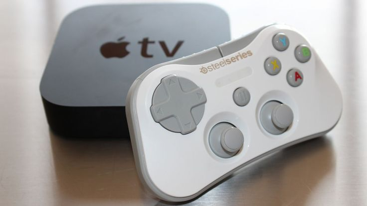 Games may be all the rage with new Apple TV set-top box | There's no better way to make Apple TV less of a hobby box than adding apps for our favorite hobby, gaming. Buying advice from the leading technology site