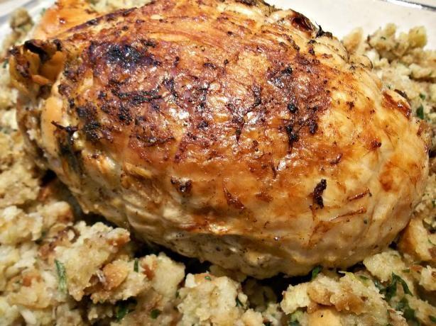 My new favorite way to have turkey, slow cooked in a crock pot. pam makes the best turkey!!! Crock Pot Turkey Breast. Photo by FLKeysJen: