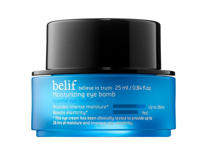 Belif Moisturizing Eye Bomb Is Sephora's Best-Selling Eye Cream   InStyle.com