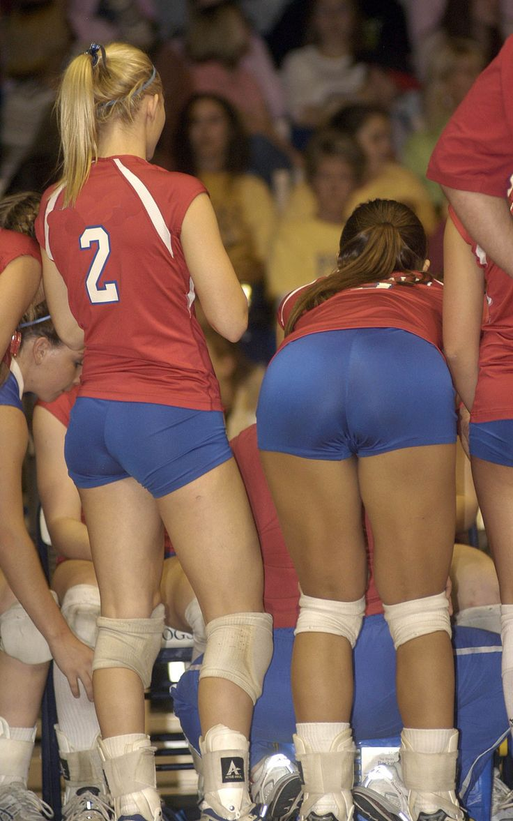 Right. good Volleyball girls ass touch casually