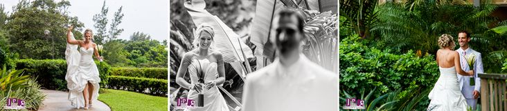 Priscilla and Brian's Bermuda Destination Wedding