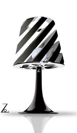 Romain Duclos's lamp de bureau
