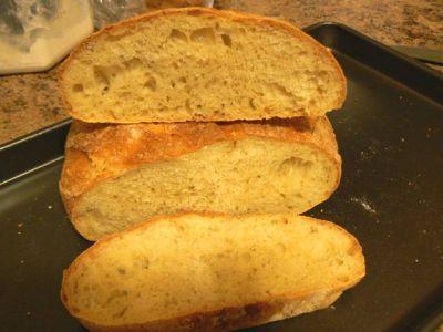 Хлеб за 5 мин