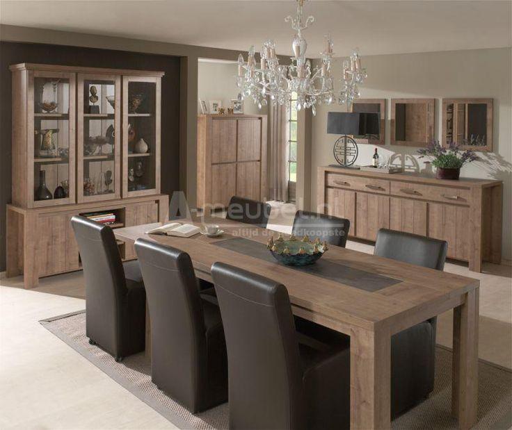 Meer dan 1000 idee n over donkere meubels op pinterest for Complete meubelset
