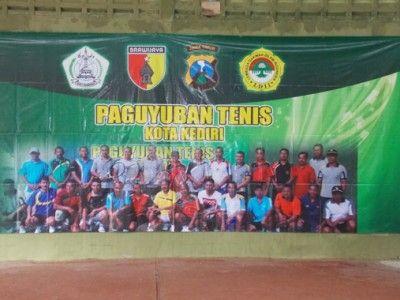 Paguyuban Tenis Kediri telah menghidupkan komunikasi dan solidaritas antar lembaga di wilayah Kediri. Awal mulanya dengan memiliki hobi yang sama Ketua DPD LDII Kota Kediri H. Usman Arif mengajak TNI, Polri dan pejabat sipil untuk bermain tenis.