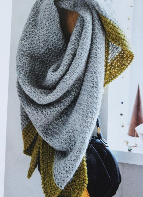 Designed by Stine Hoelgaard Johansen for the magasin Hendes Verden/Sally's tunesian crochet/tunesisk hækling