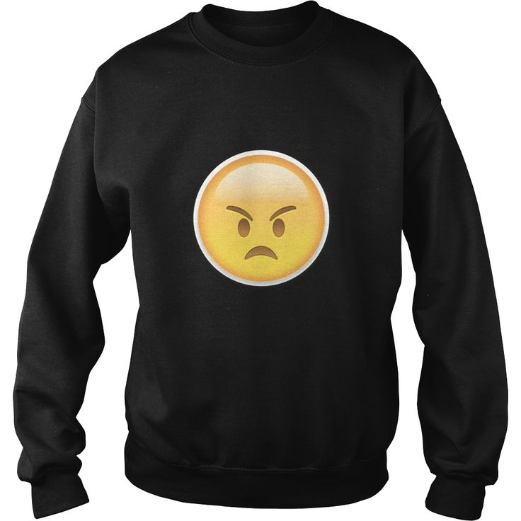 ANGRY FACE Emoji shirt, Order HERE ==> https://www.sunfrog.com/Funny/ANGRY-FACE-Emoji-shirt-SweatShirt-Black.html?54007, Please tag & share with your friends who would love it, #renegadelife #birthdaygifts #christmasgifts