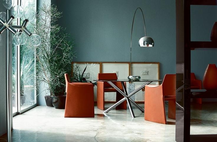 Arco Floor Lamp by Achille Castiglioni.