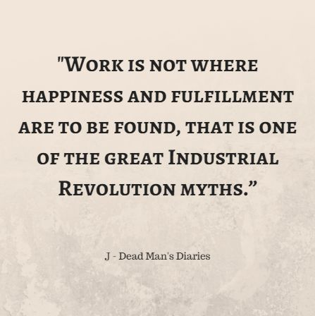 Working life, life insight, depression, thoughts, writing  #industrial #industrialrevolution