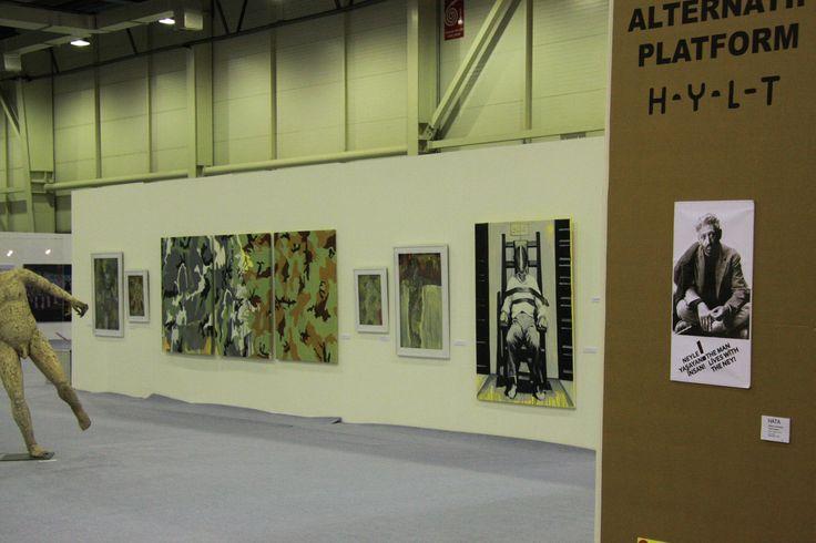 2009 Art-İst İstanbul Sanat Fuarı, TÜYAP Alternatif Platform