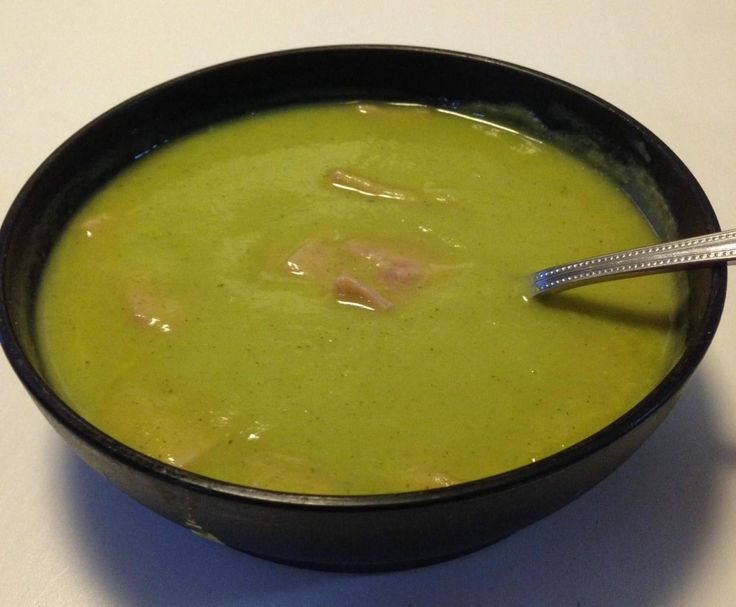 Recipe Leek, Cauliflower, Zucchini and Bacon Soup by Laura Hurley - Recipe of category Soups