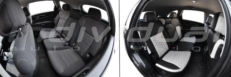 KIA SORENTO auto-sitzbezuge.de - Autositzbezüge MAD - Individual Auto Design