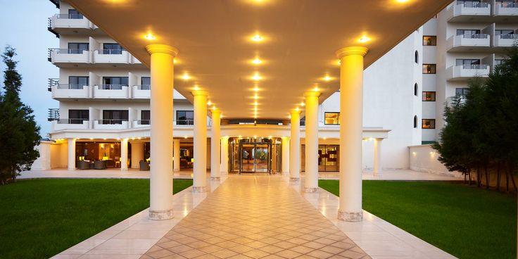 Esperos Palace Hotel in Faliraki Beach, Rhodes | Esperos Palace hotel in Rhodes Faliraki beach