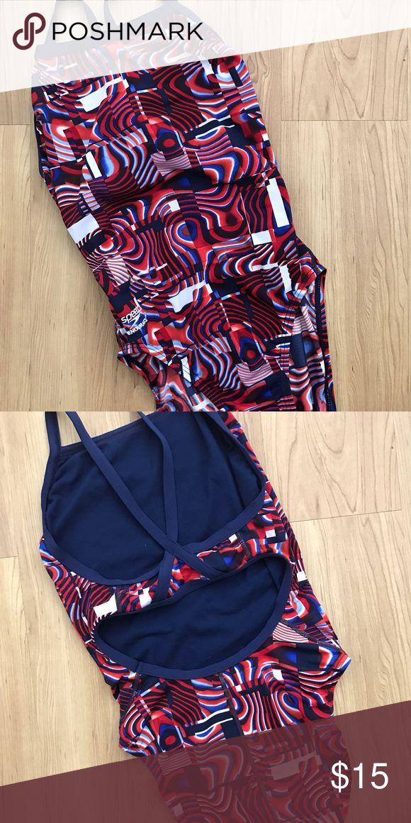 Speedo Endurance Swim Suit Size 32 (6) Speedo Endurance Swim Suit Size 32 (6) Speedo Swim One Pieces