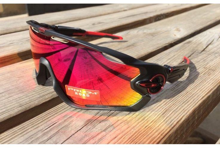 Gafas de sol Oakley Jawbreaker Matte Black Prizm Road