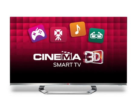 Cinema 3D Smart TV